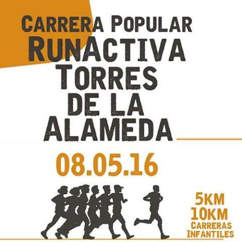 Cartel Carrera RunActiva (May.16)