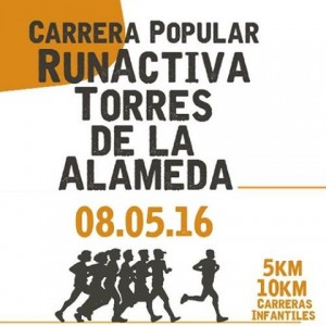 Cartel Carrera RunActiva (May.16)